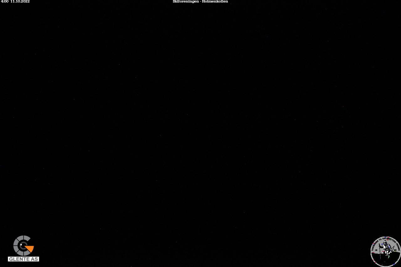 Oslo - Holmenkollen; ski jump start
