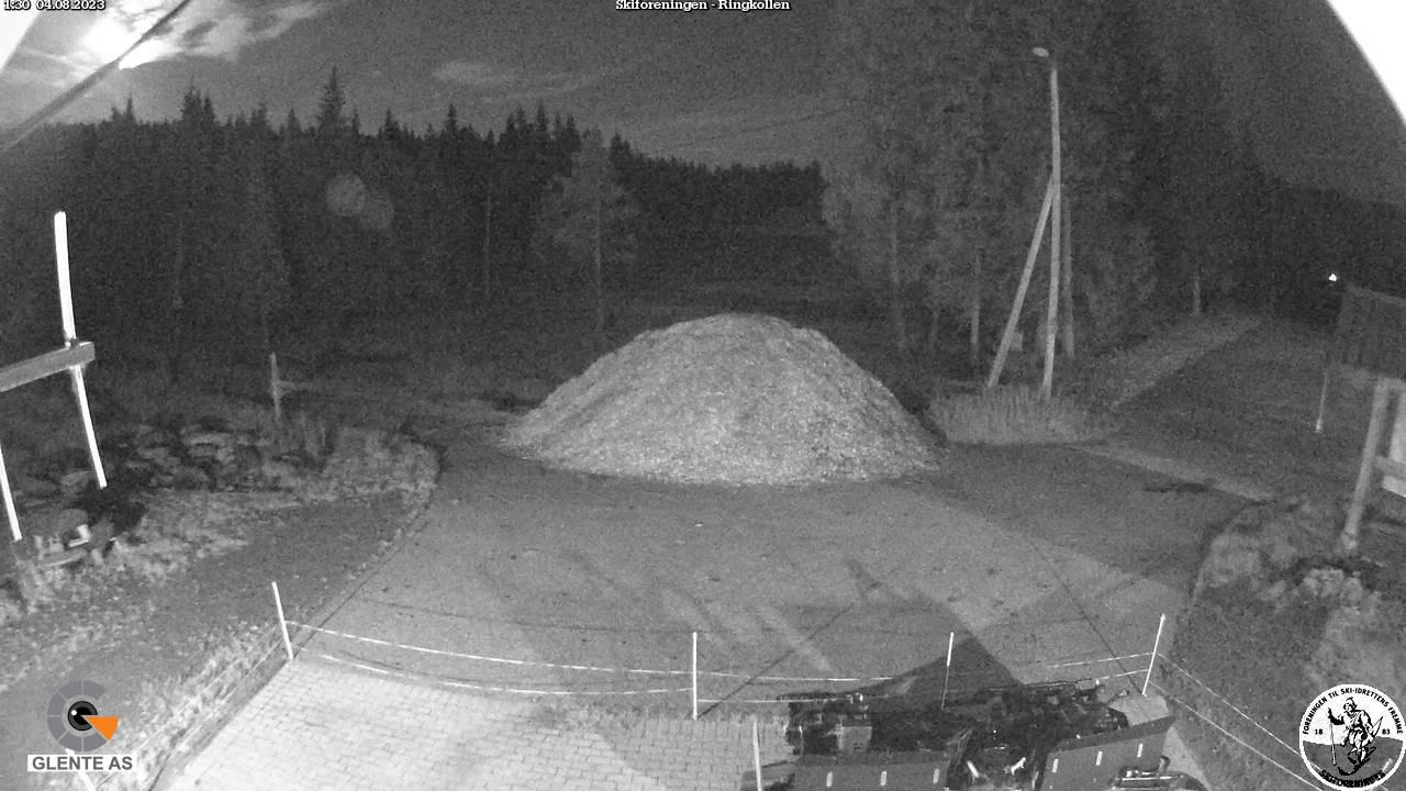 Webcam Ringkollkapellet, Ringerike, Buskerud, Norwegen