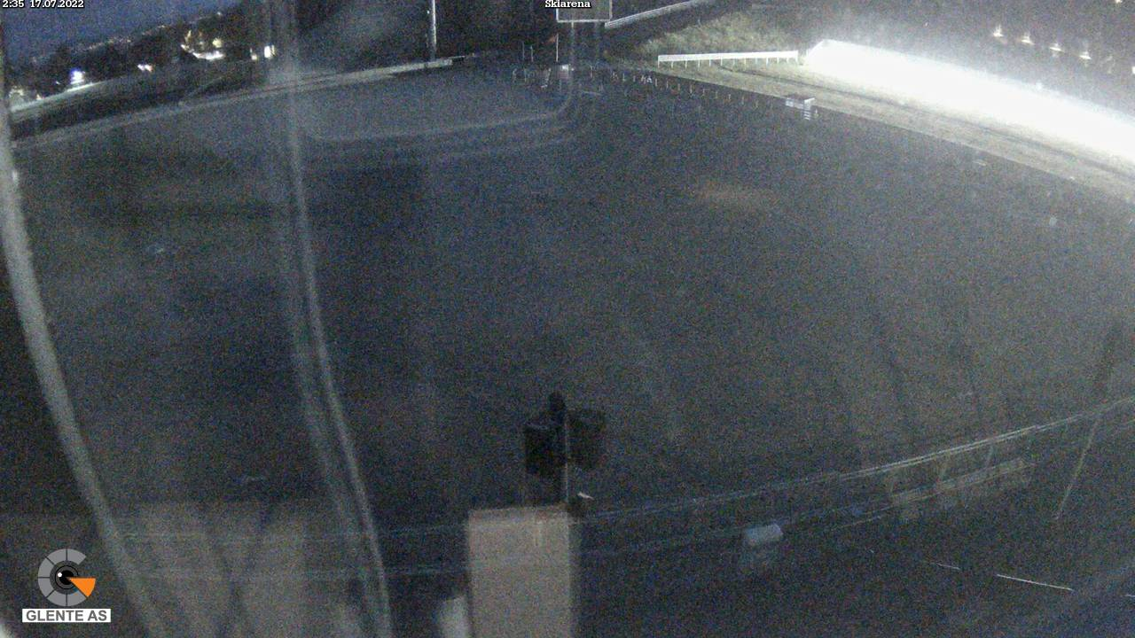 Webcam Holmenkollen National Ski Arena - Norway