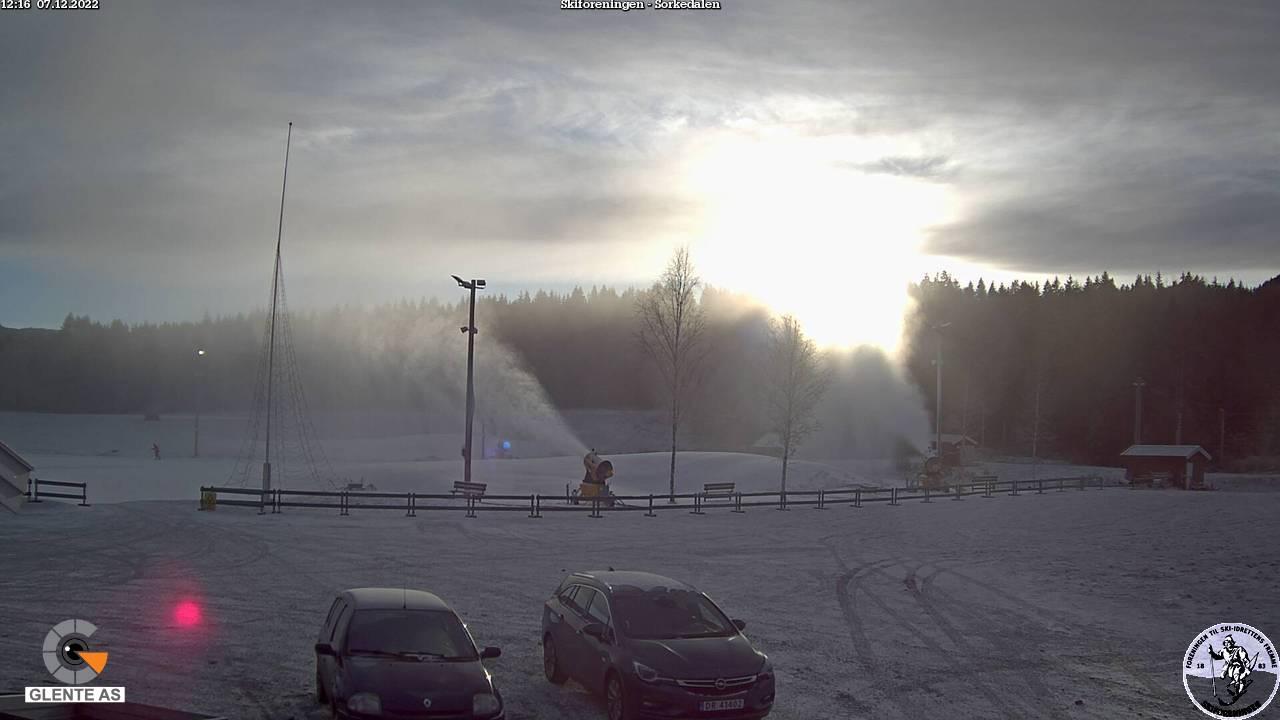 Webkamera i Sørkedalen